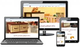 وب سایت جدید شرکت دل آسا